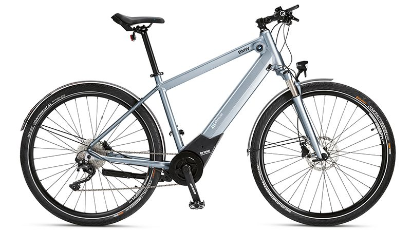 BMW Active Hybrid E-Bike. Foto: BMW