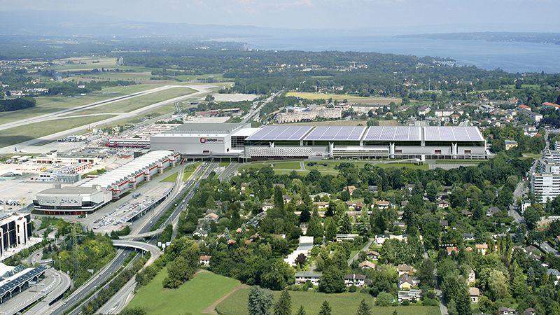 Genf Automesse 2021
