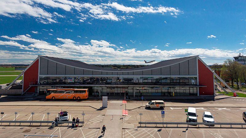 Gute Perspektive Für Den Flughafen Memmingen Dmm Der