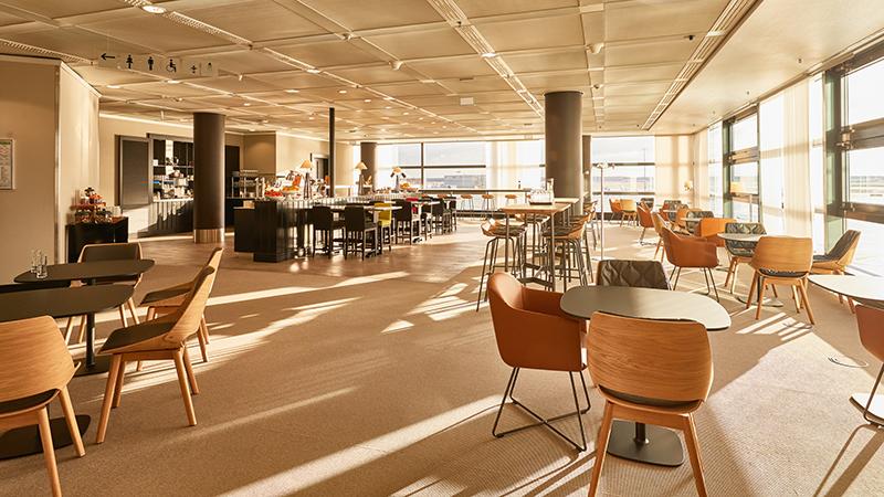 lufthansa erweitert lounge angebot in frankfurt dmm der. Black Bedroom Furniture Sets. Home Design Ideas