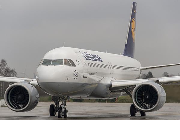 Lufthansa Abstürze